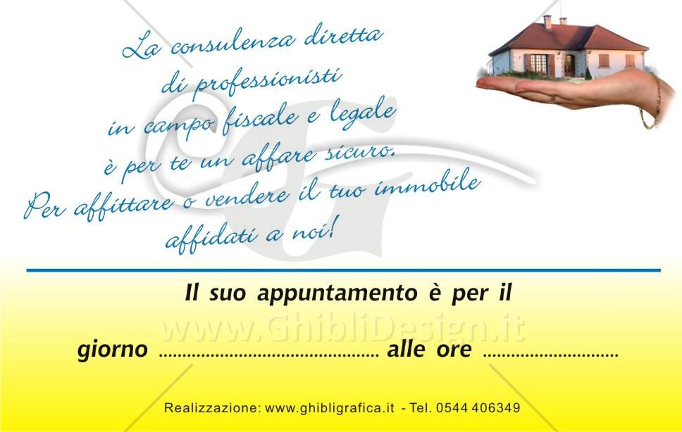 Ghibli design dal 1995 la tua tipografia a domicilio for Arredamento per agenzia immobiliare